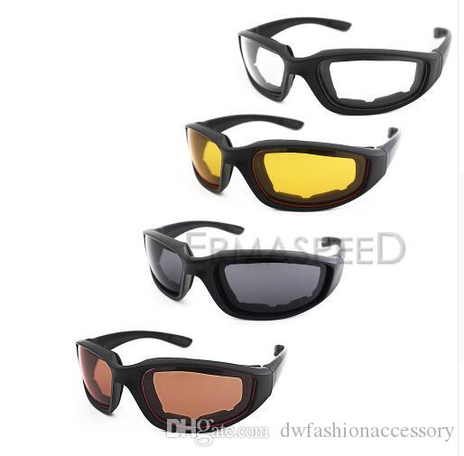 e5648bf4a 2019 New Fashion Motorcycle Glasses Army Polarized Sunglasses Cycling  Eyewear Outdoor Sports Bike Goggles Windproof Glasses Men Eyeweasr Glass  Frames Online ...