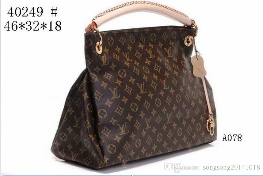 8c43287b51ab 2019 Louis Vuitton New Handbags Hard Handbags Shopping Bags