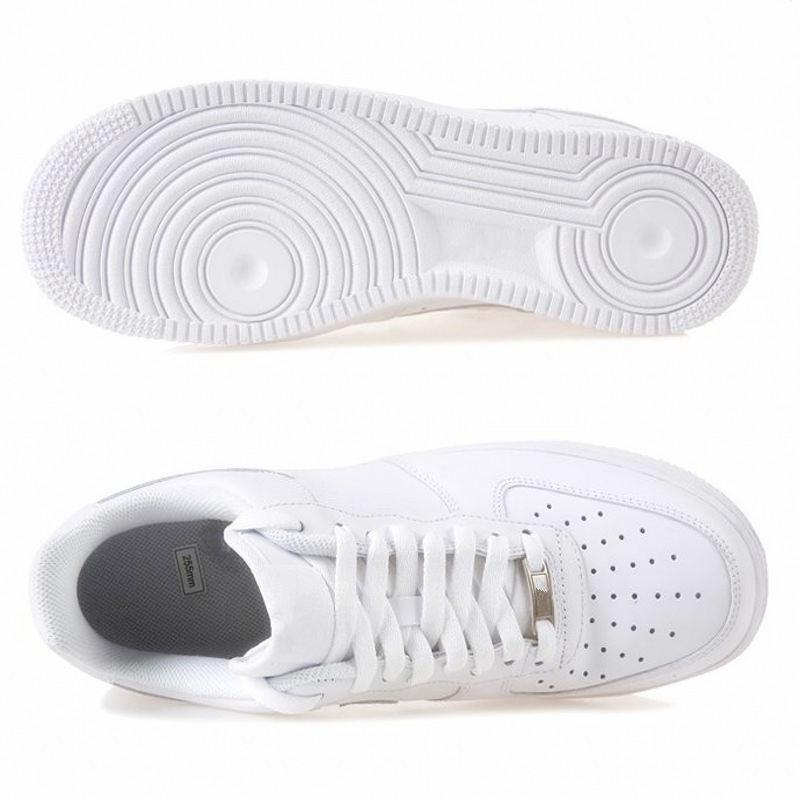 Classic One 1 Mens Womens Casual Shoes Fashion White Low High Designer Shoes Cheap Mens Skateboard Shoes Sizes 36-45