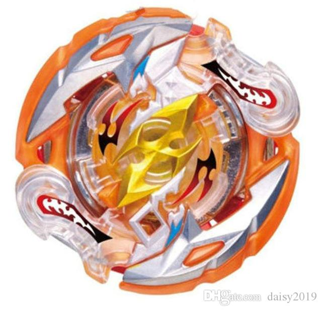 New Spinning Top Beyblade Burst B111 Without Launcher And Box Metal Plastic Fusion 4D Gift Toys For Children