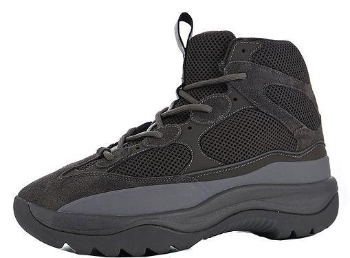 e23f94e11 ... Caja Para Hombre Temporada 6 Desert Rat Boots Para Hombre Zapatillas De  Deporte De Los Hombres Zapatillas De Deporte De Los Muchachos Kanye West  Zapatos ...