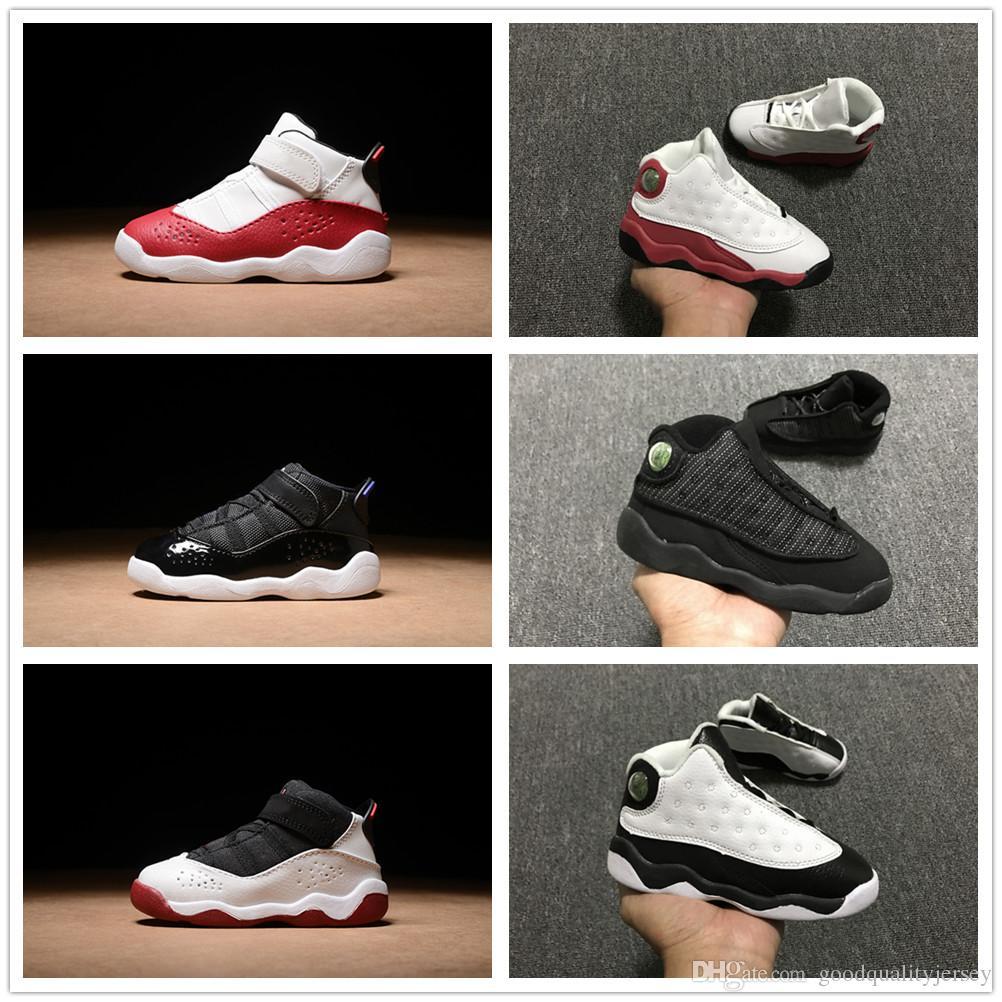 6 13 Nike Libre De Air Niñas Jordan 2019 Gatos Pequeños Y 6s