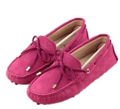 041dacae703 New Women S Casual Genuine Leather Shoes Women Flat Shoe Casual ...