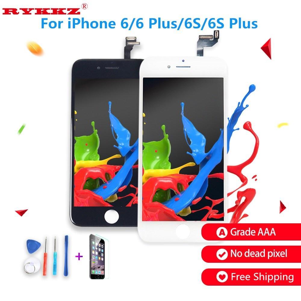 f8bf173a888 Donde Comprar Pantallas De Moviles Grado AAA Para IPhone 6 6S Plus LCD Con  3D Force Touch Digitalizer Assembly Sin Pantalla De Píxeles Muertos Para  IPhone 6 ...