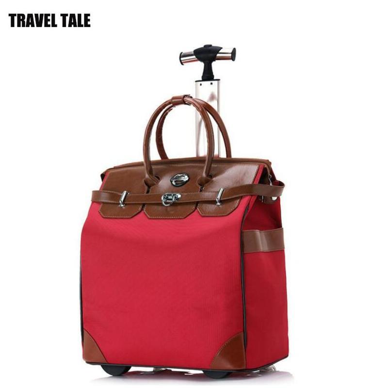 49de2b8f3de TRAVEL TALE 1820 Inch Cabin Travel Trolley Luggage on Wheels ...