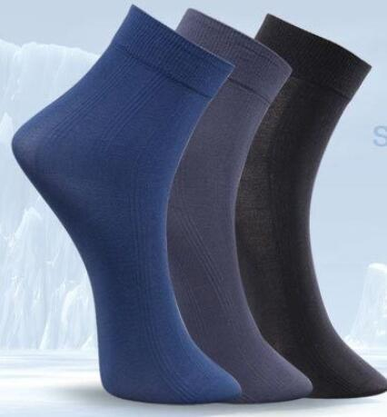 14f504e9dfb 2019  Men S Socks Bamboo Fiber Cotton For Summer Spring New Man Soks Sox  Stocking Silk Cheap From Meirao