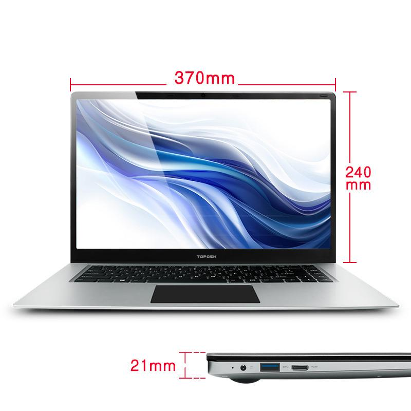 P2-01Laptop 15 6 inch Intel Z8350 Quad Core 2GB RAM 32GB SSD 1920*1080IPS  Windows10 Ultrabook Laptop Notebook Computer