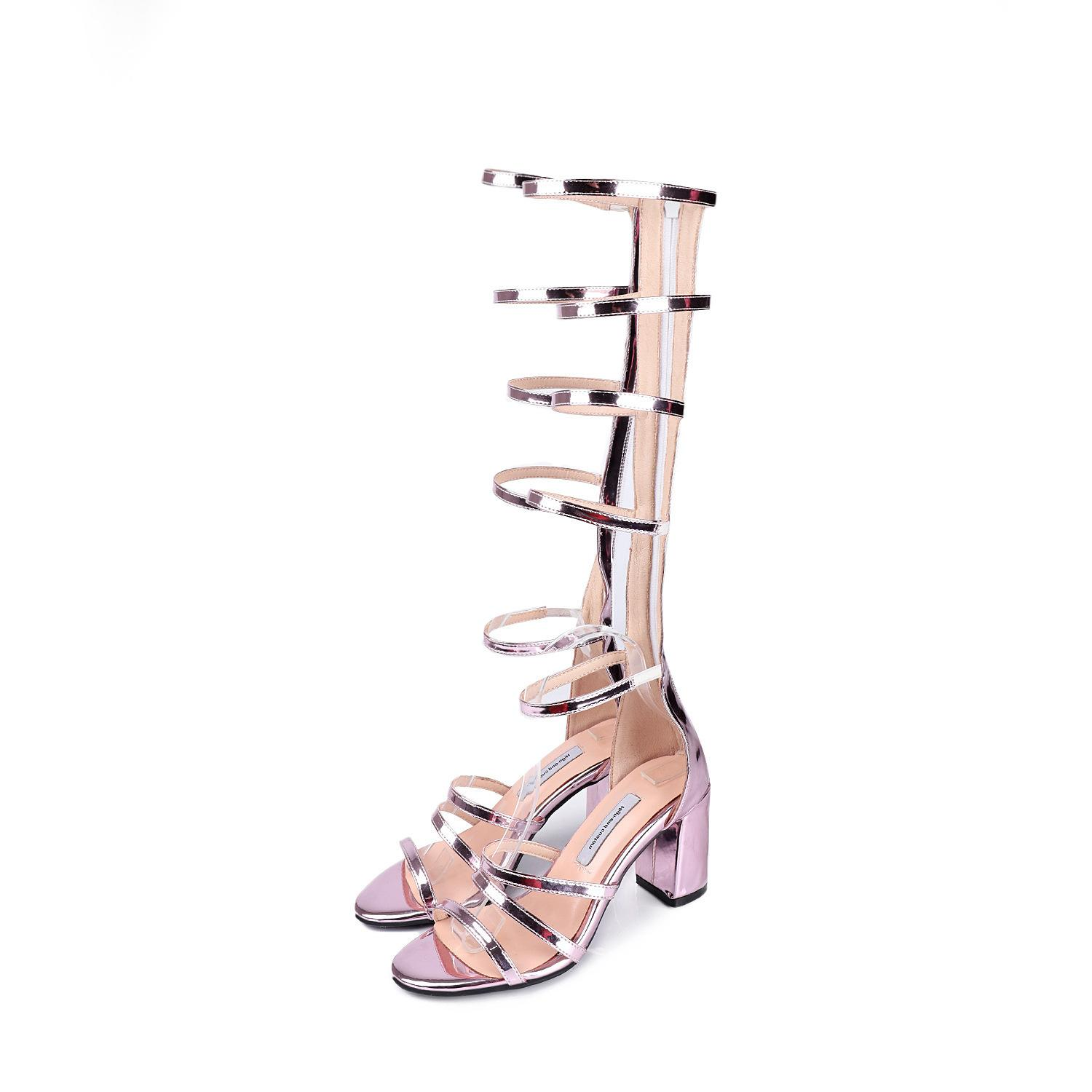 Foreign Wish Chaussures Évider Cool Mode Sexy Femme Pattern Aide 2019 Sandales Summer Will sBQdhCrtx