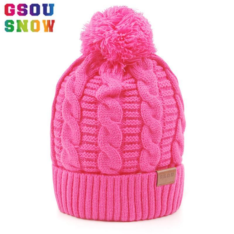 Großhandel Gsou Snow Winter Männer Frauen Warm Halten Ski Hut