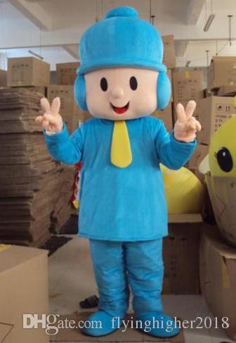 Acquista costume classico personalizzato pocoyo costume della