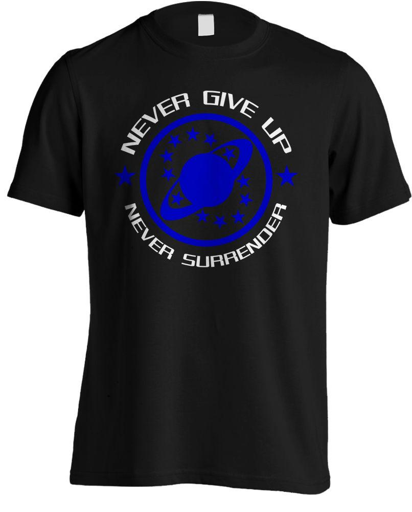 Up Shirt Galaxy Print Quest Shirt T Hop Never Tee Arrival Give Tees Surrender Nsea new Gift hip Shirt Movie pVSUzM
