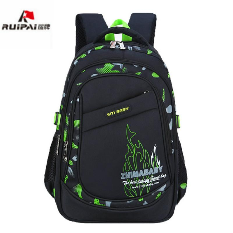 5385afb8cb Waterproof Children School Bag Elementary School Backpack Boys Kids Baby  Bag Backpack Orthopedic Backpack Bookbag Casual Satchel Y18120601 Backpacks  Usa ...