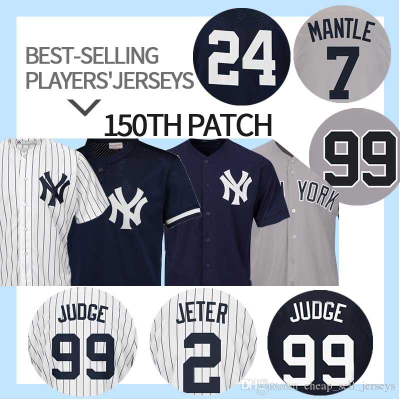74c3b951634 99 Aaron Judge Yankees Jersey 42 Mariano Rivera 23 Don Mattingly 3 ...