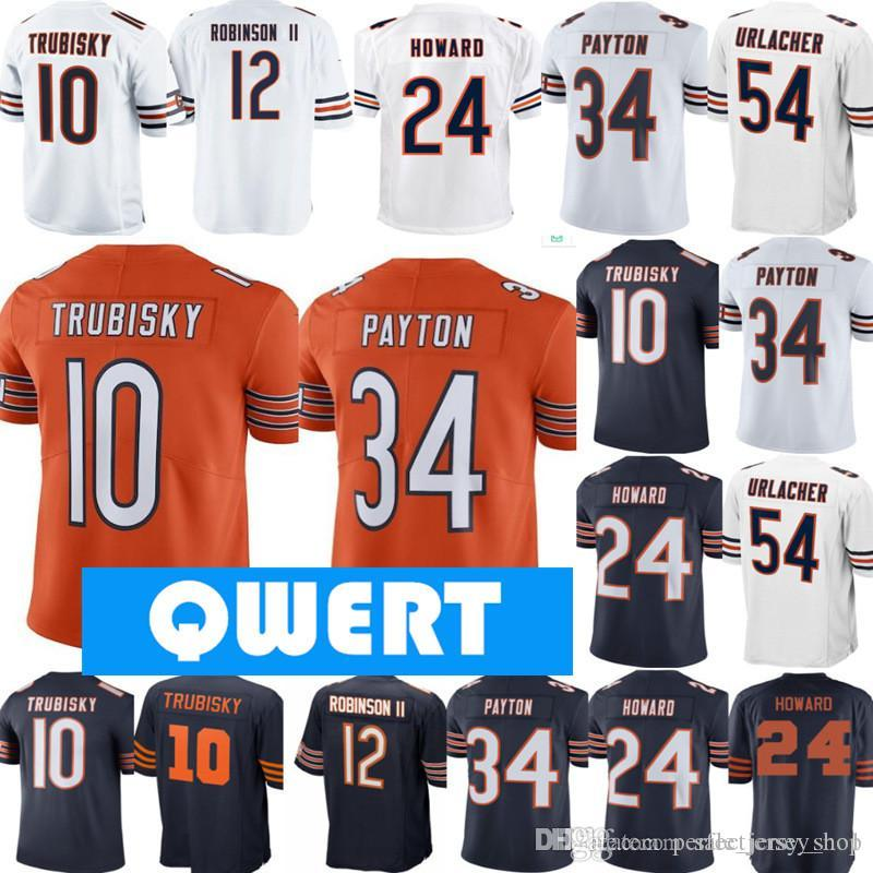 the latest 5a84f f384e get chicago bears jersey 9c834 9cb28