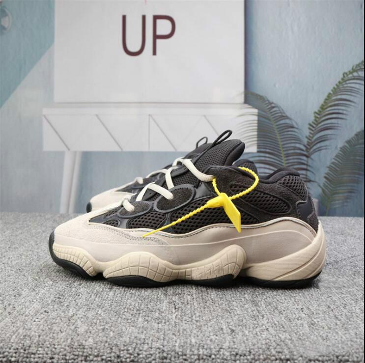 best service 387ca 18dc9 yeezy 2018 New Boost SPLY 500 Blush loafers Desert Rat West Wave Runner 350  Running mens shoes designer shoes Sneakers with box dggh