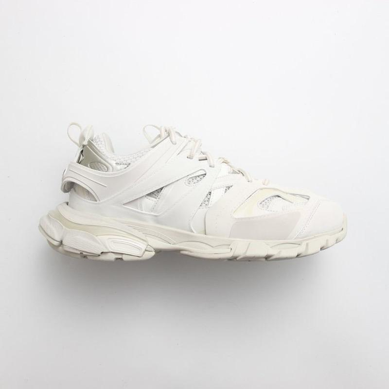 Sneakers Track 19ss White Tess S Gomma 3.0 Low Top Designer Sneakers Triple S Men Women Running Shoes Tracks Trainers Size 36-45