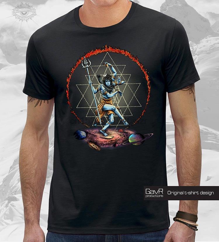 Shiva Nataraja For Men T Shirt Shiva Shirt Tee Tee Shri Yantra Om Shri  Yantra