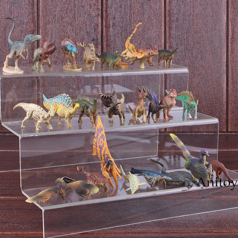 Park Jurassic World Small Toys For Children Dinosaur Gift Animal Action Figure 24pcs/set C19041501