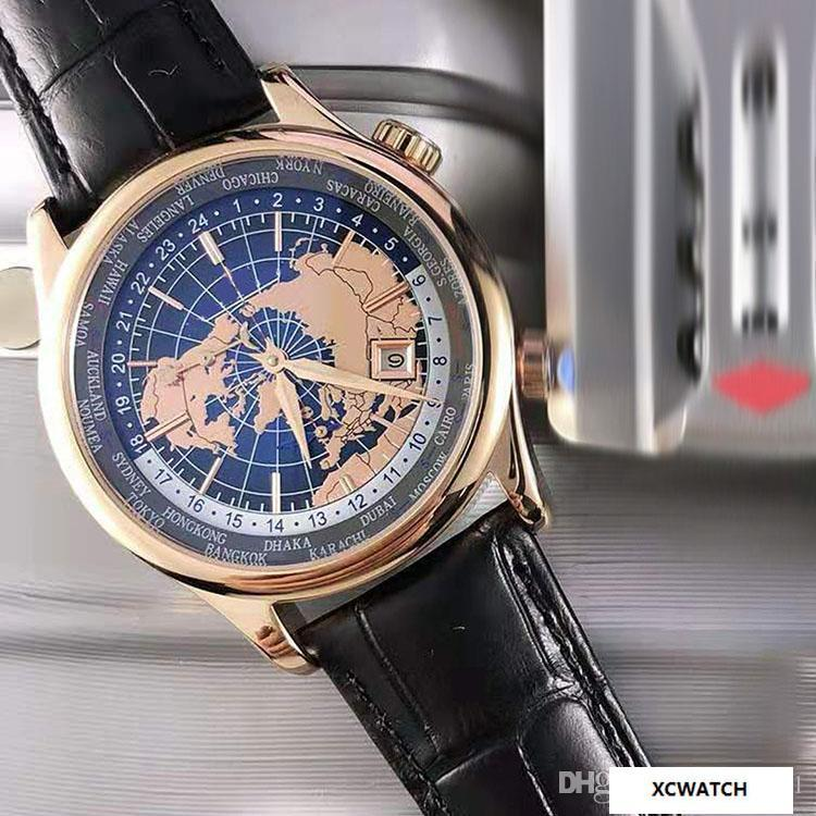 177a4de0b Men's Fine Watch, Geographer's Watch, Fully Automatic Imported ...