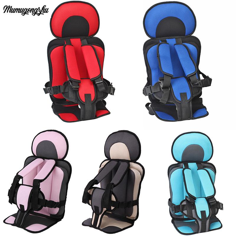 Car Seat Cushion for Baby Kids Portable Toddler Sitting Chair Cushion Protection Mat Child Safety Dining Chair Seat Mat