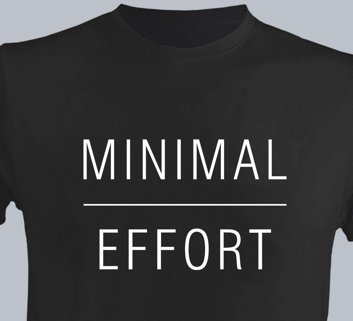 photo about Printable Tshirt Vinyl named Minimum Energy Males Clean T-blouse VINYL Print Amusing Slogan Reward for Him Relaxed Lazy white black gray pink pants tshirt