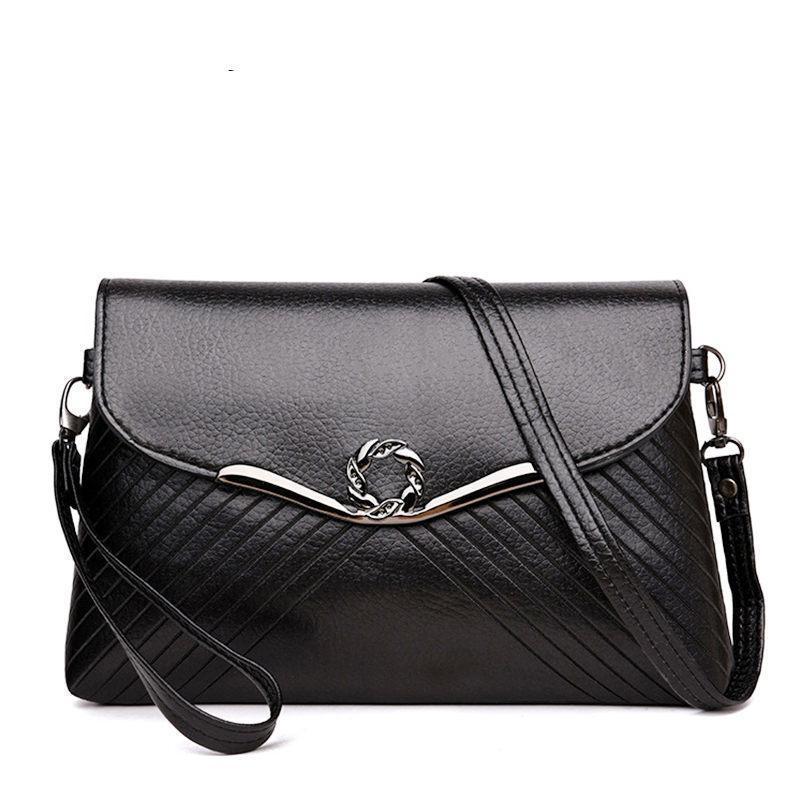 df22ab3e3b Good Quality Women Bags Leather Shoulder Bag Casual Messenger Bags Ladies  Printed Designer Purse Solid Color Crossbody Bag Handbags Womens Handbags  Handbags ...