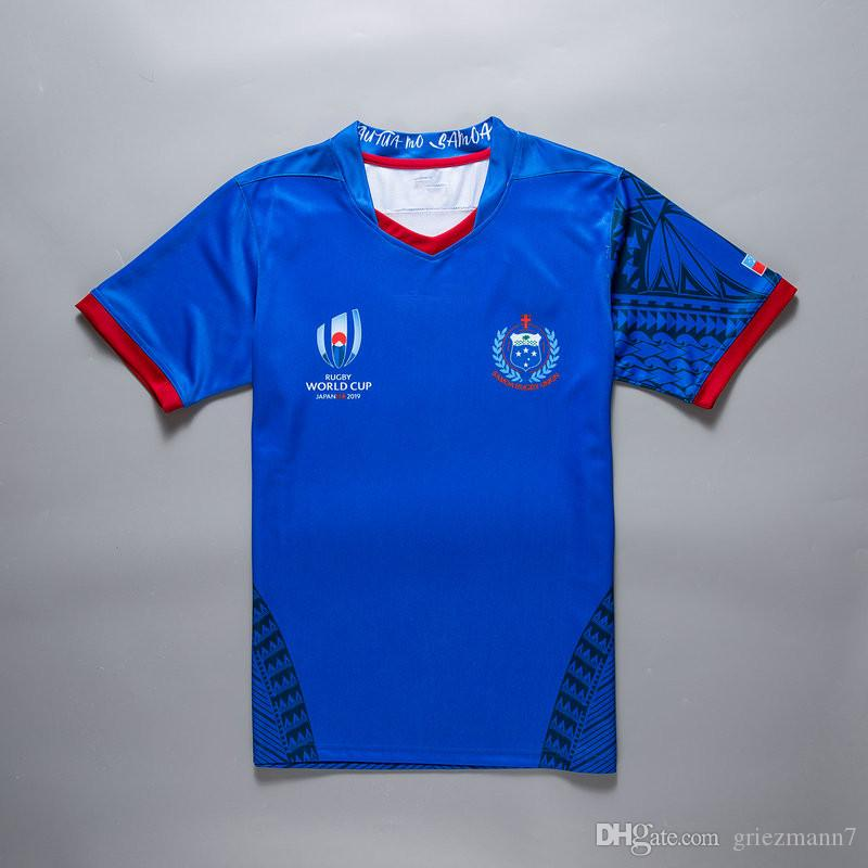 info for 07d84 8ec63 S-3XL 2019 japan World Cup Rugby jerseys samoa rugby shirts HOME 2019 2020  JERSEY Top quality