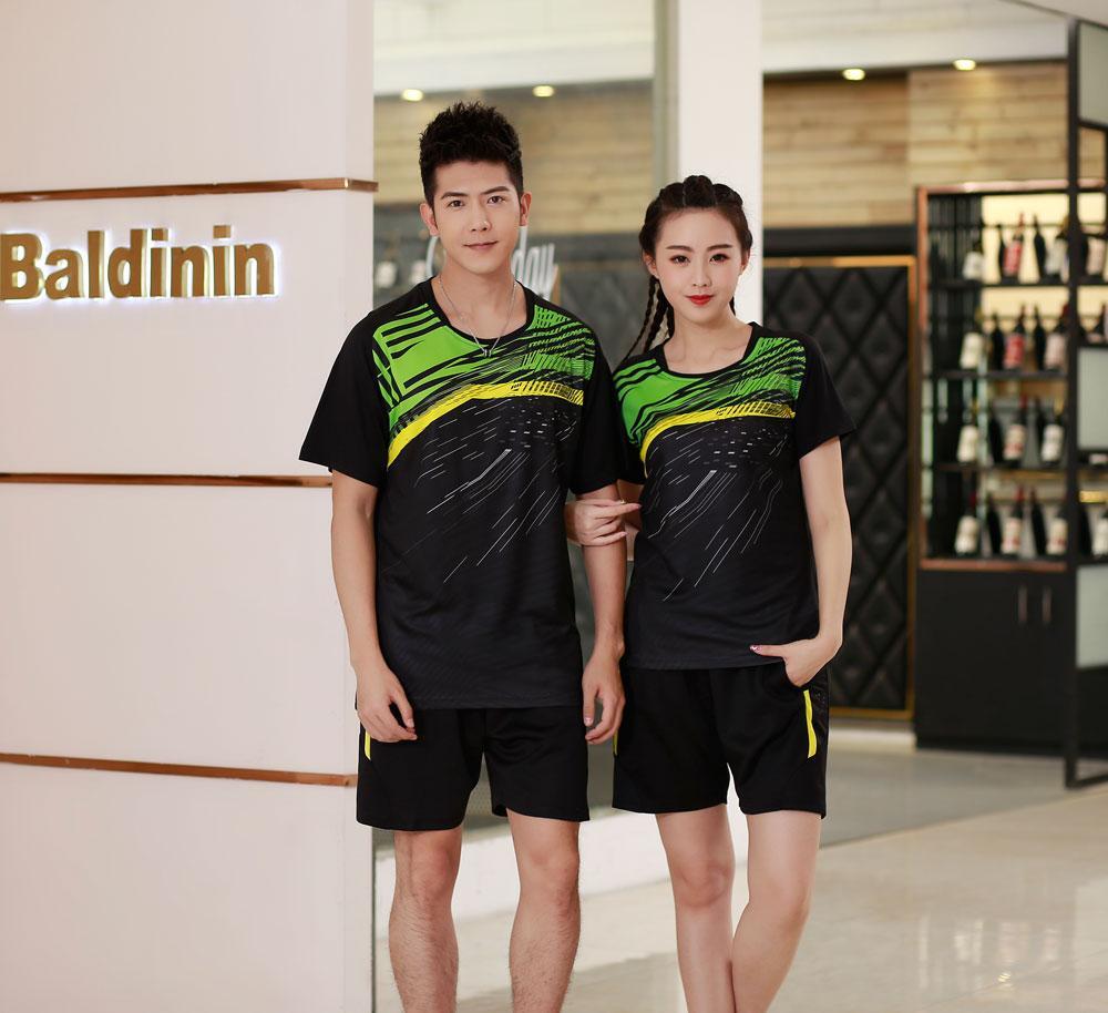 2d707af75 Adsmoney Men/women Breathable Badminton Clothing , Couples Sports ...