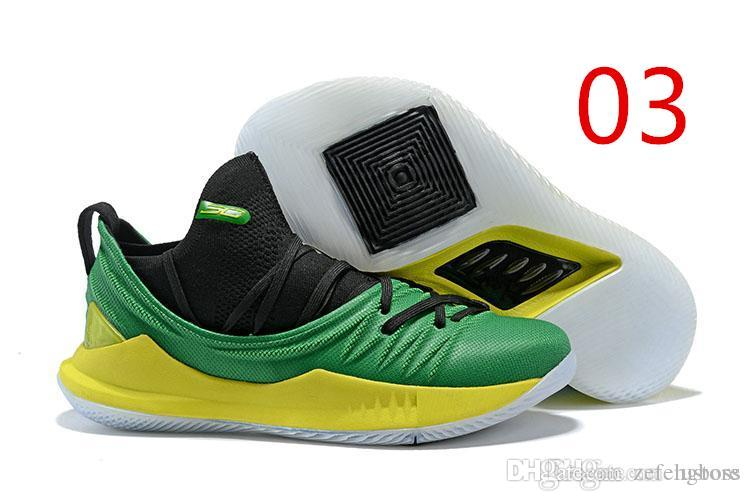 35d73ebfea46 2019 New Sale Stephen Curry 5 Basketball Shoes Mens Curry 5 Championship  MVP Finals Sports Training Sneakers Run Shoes Zefengboss Curry 5s Gold  Championship ...