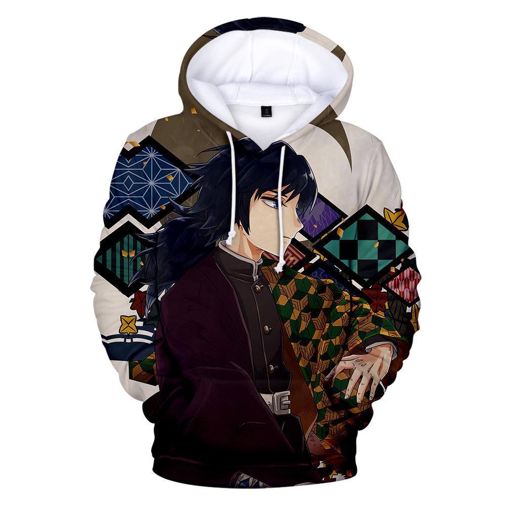 1de217d43 2019 Aikooki New Demon Slayer Kimetsu No Yaiba 3D Hoodie Men/Women  Sweatshirts Spring Autumn Winter Casual Hoodies Boys/Girls Top From  Purlove, ...