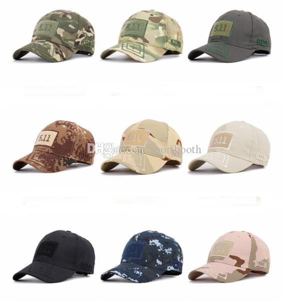 7c9df23ac Tactical cap Outdoor Sport Snapback stripe Caps Camouflage Hat Simplicity  Military Army Camo Hunting Cap Hat For Men Adult Cap