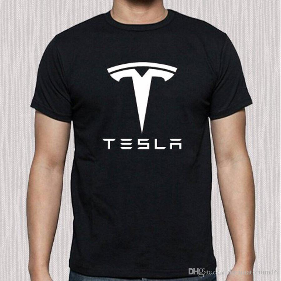 c8f779eea TESLA Motors AutomotiveTop TeeT Shirt Size S To 3XL Funny T Shirt Sites  Crazy T Shirt Sayings From Dreamatorium16, $11.05  DHgate.Com