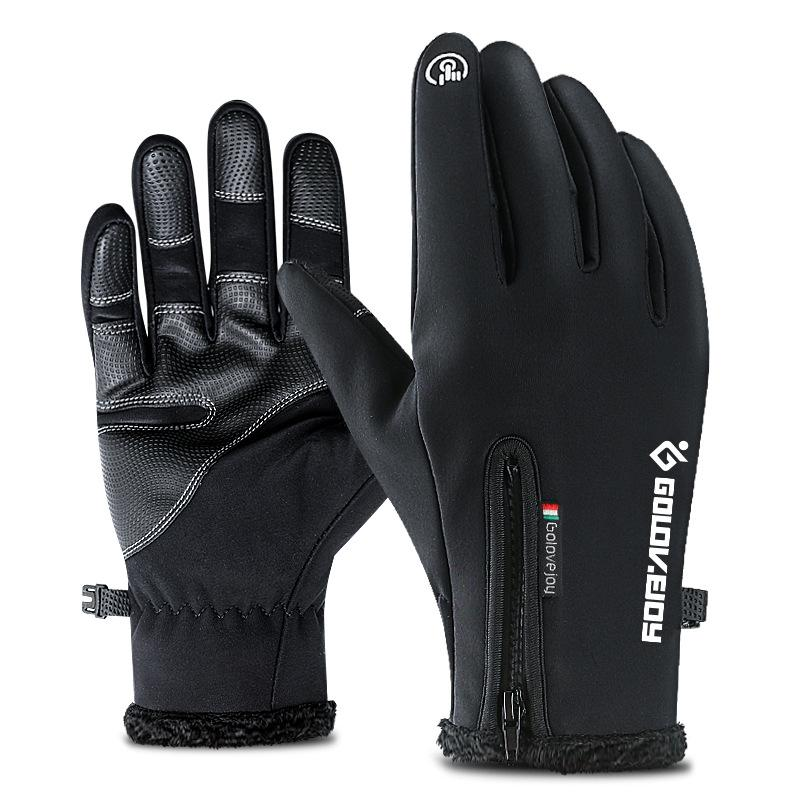 Apparel Accessories Waterproof Windproof Non-slip Women Men S M L Xl Ski Gloves Snowboard Gloves Winter Touch Screen Snow Windstopper Glove A Wide Selection Of Colours And Designs