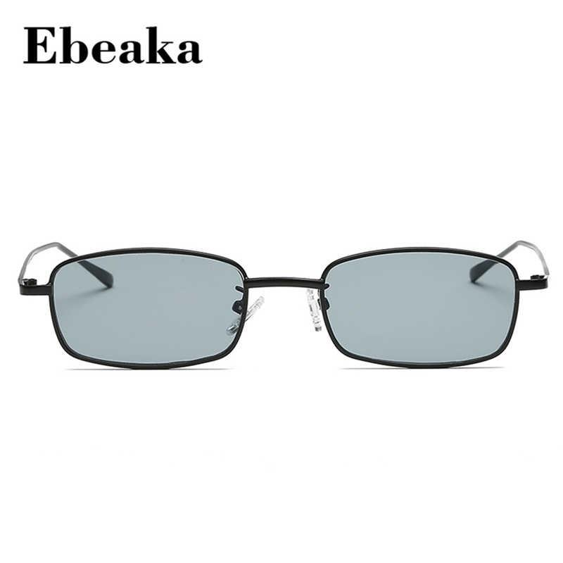 4e9835c56c Ebeaka 2018 Square Sunglasses For Women Fashion Tinted Men Radiation  Protection Glasses Ladies Vintage Eyeglasses Sports Sunglasses Cheap  Prescription ...