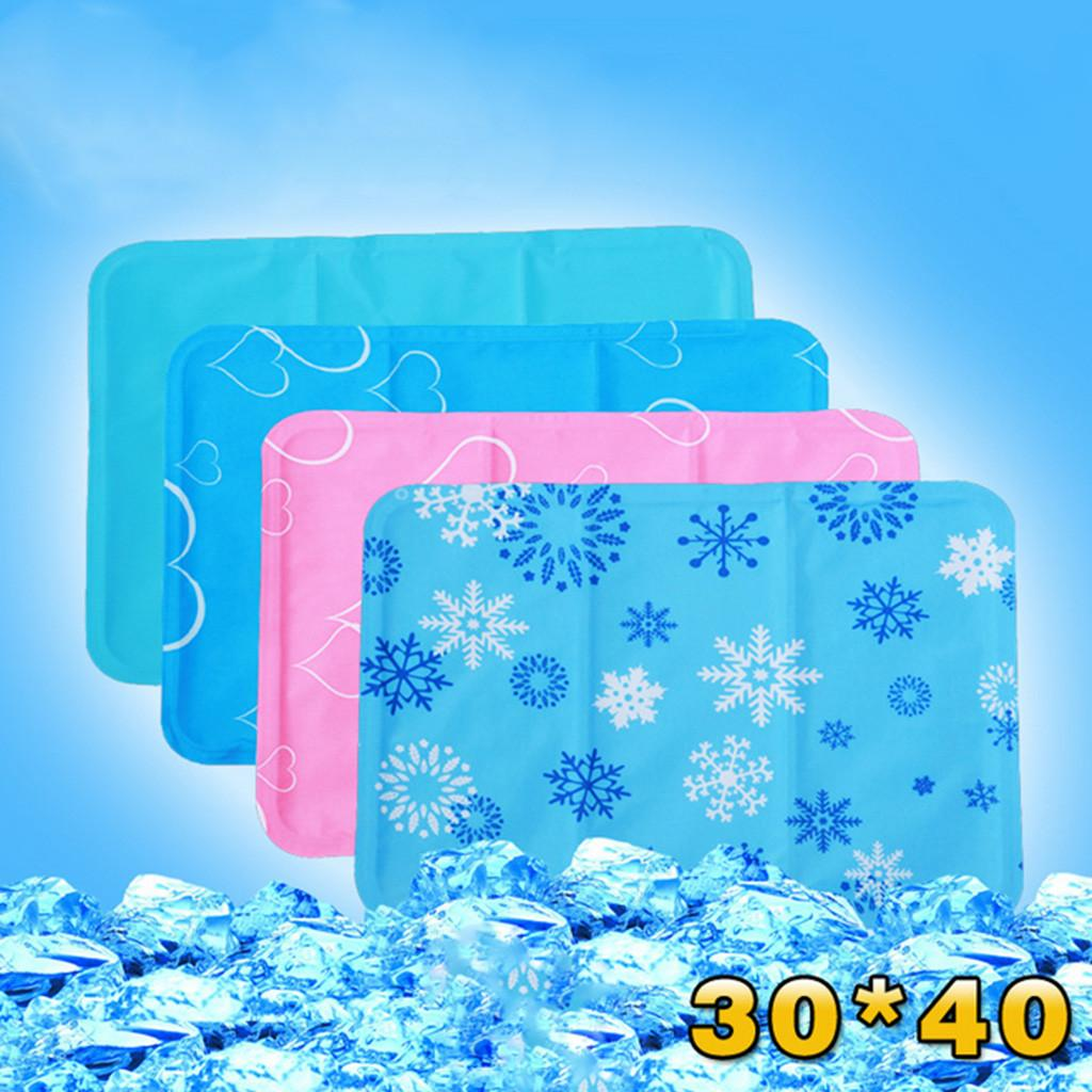 Three models Summer Seat Cushion Water Drip Pattern Sofa Ice Pad Student Dormitory Single Cool Mattress Car Ice Cushion 26