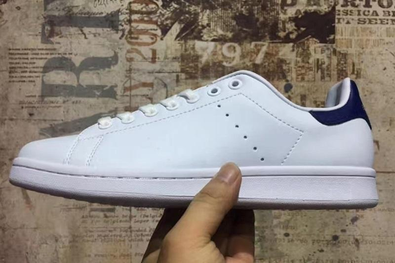 2019 New Fashion Designers Top Quality Women Men Newest Stan Shoes Smith Casual Shoes Leather classic Flats Size 36-44 z89