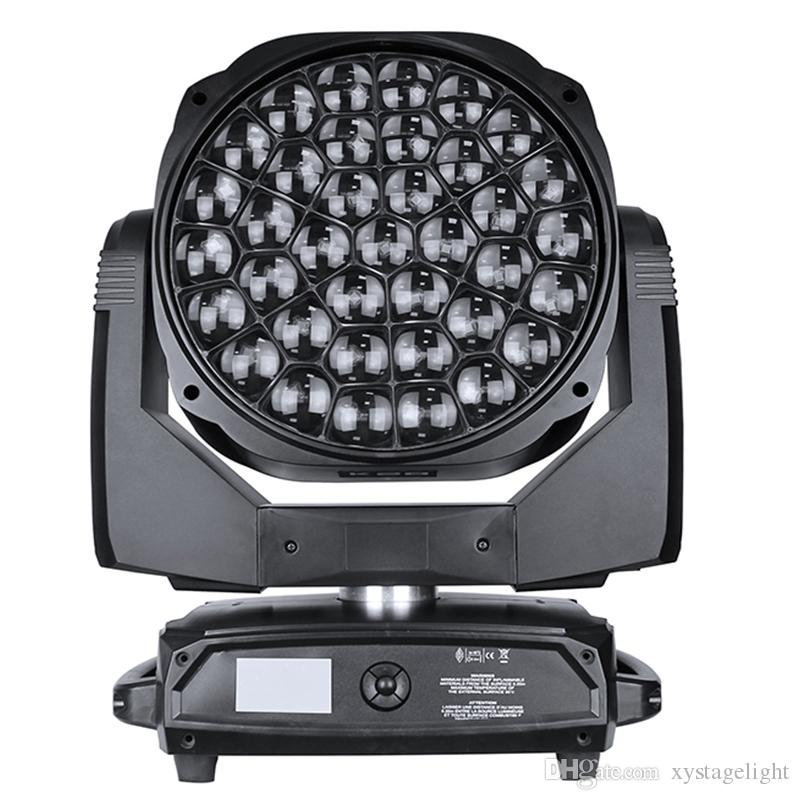 Stage Stage Light 37x15W RGBW 4in1 Zoom Big Bee Eye K20 Illuminazione a LED a testa mobile