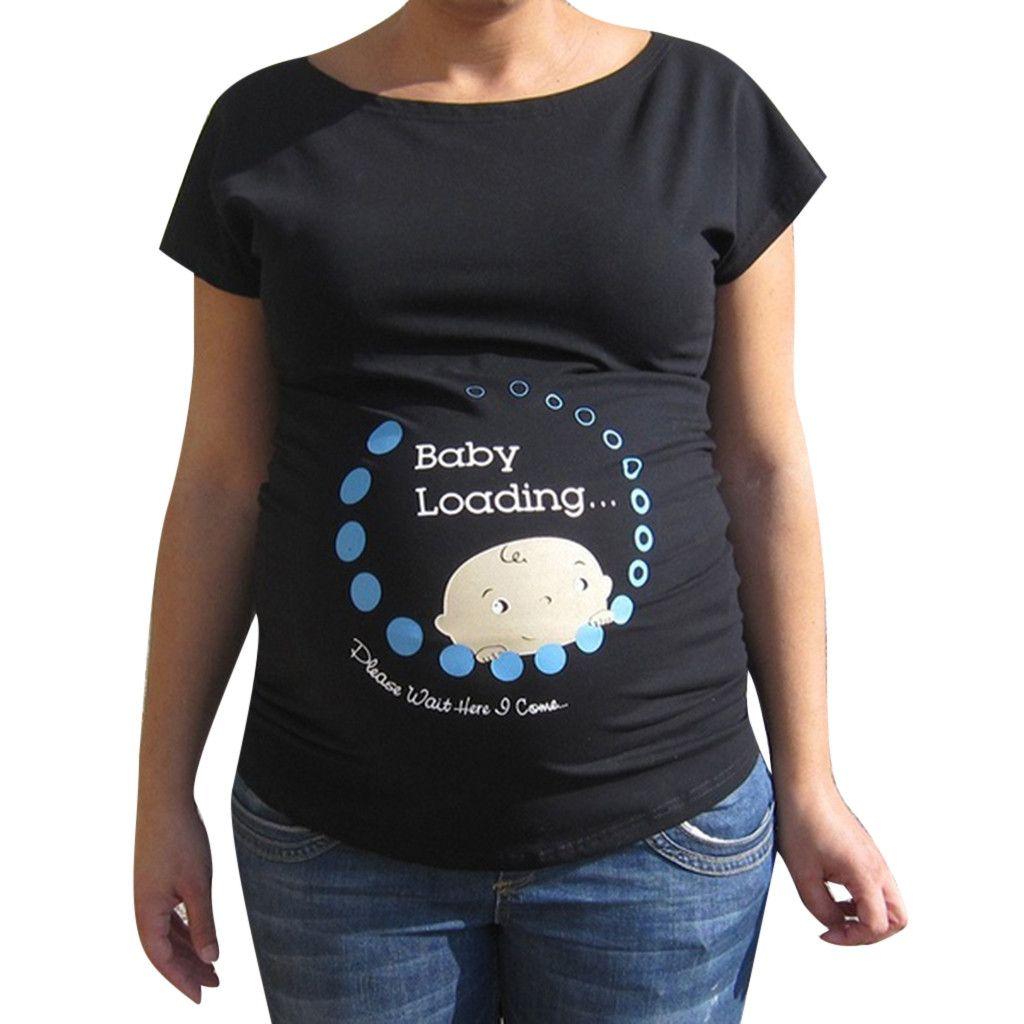 5e19ae8d8e4c6 T Shirts Maternity Funny « Alzheimer's Network of Oregon