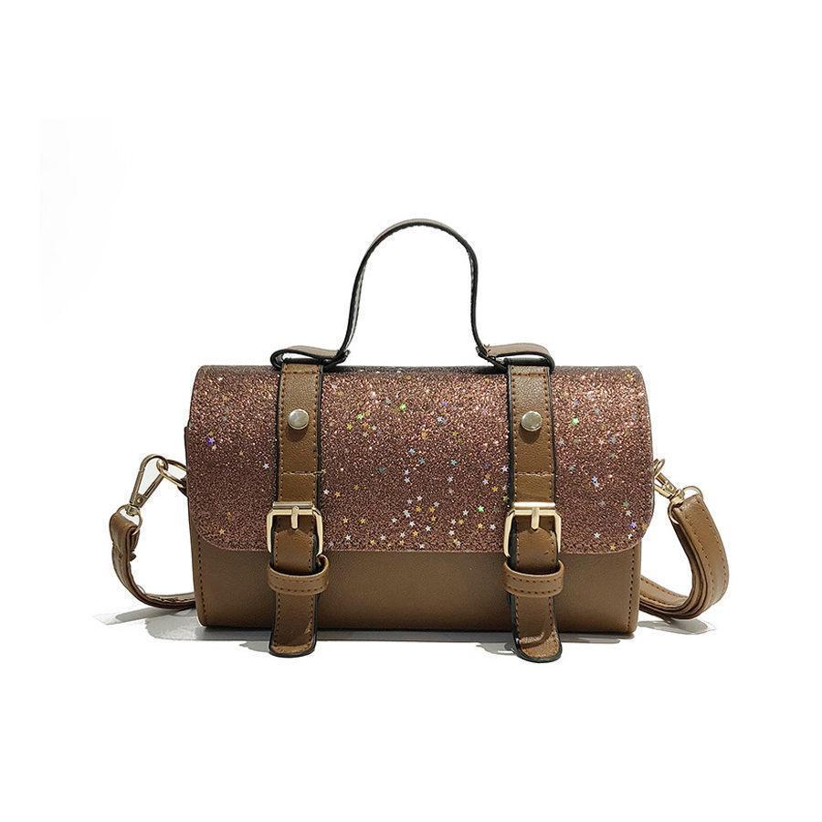 67791c35ebc45 Good QualityFashion Female Design Pu Leather Women Shoulder Bag Glitter  Sequined Women Tote Handbag All Match Feminina Crossbody Bag Messenger Bags  ...