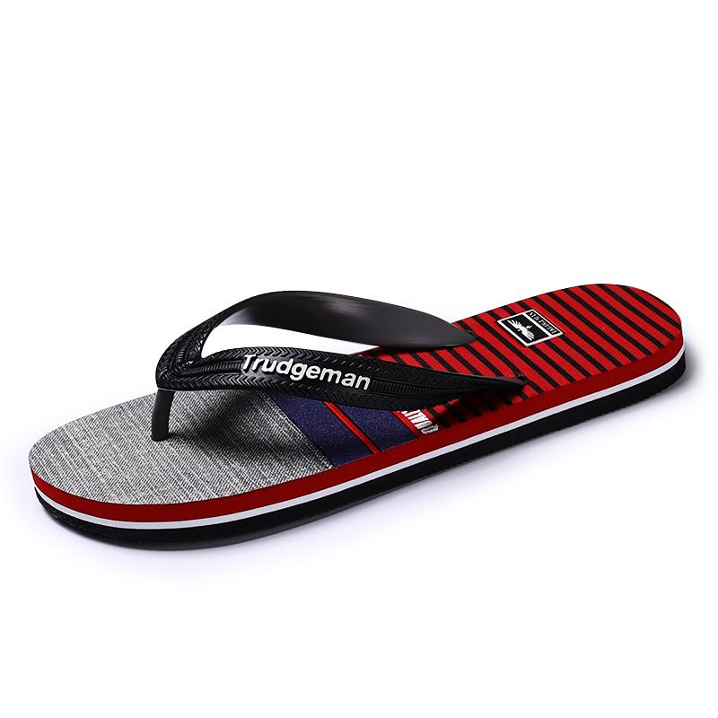 934bfd9f7558 2019 New Flip Flops Men S Summer Fashion Wear Korean Version Of The Wild Flip  Flops Personality Non Slip Casual Beach Shoes Womens Ankle Boots Ladies ...