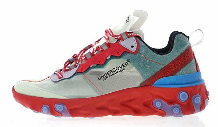 82f3daab09b5 Epic React Element 87 55 Undercover Men Run Shoes for Women Casual ...