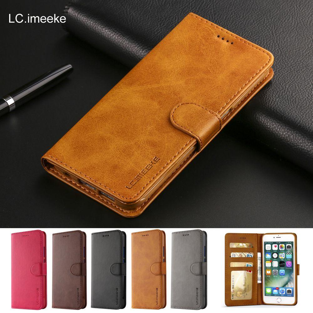 leather flip case iphone 7