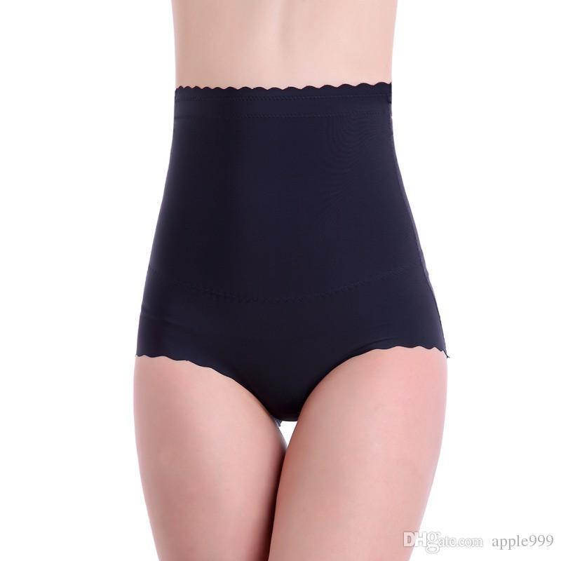 6bd5a6629453 2019 Women Body Shaper Control Panties Slimming High Waist Butt Lifter Underwear  Shapewear Underpants Knickers Faja Reductora Mujer From Apple999, ...