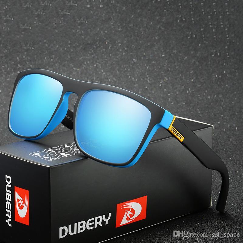 a54cdf5a64a Brand Design Polarized Sunglasses Men Driver Shades Male Vintage Sun ...