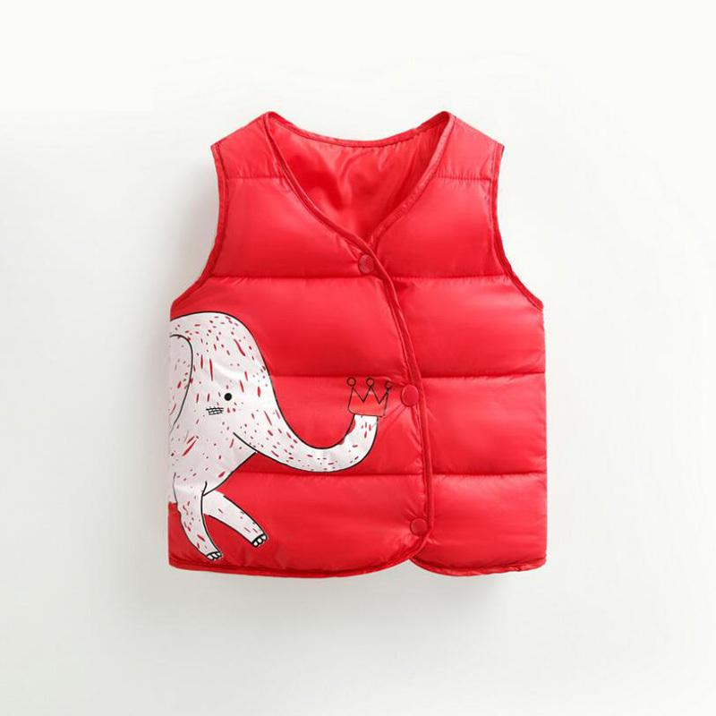 de45e650eabe2 Good Quality Autumn Girls Boys Vest Winter Worm Children Outwear Baby Boys  Coats Todder Girls Vest Cartoon Child Infant Clothes Online with  $38.88/Piece on ...