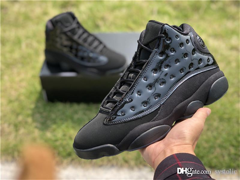 3d2970f25da 2019 2019 Release Air 13 Cap And Gown 13S Man Basketball Shoes Real ...