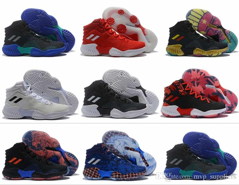 82095afefeca7 Compre Zapatillas De Baloncesto 2019 New Arrival Pro Bounce Low Para  Zapatos De Diseñador Multicolores De Buena Calidad Zapatillas Deportivas  Para Hombre De ...