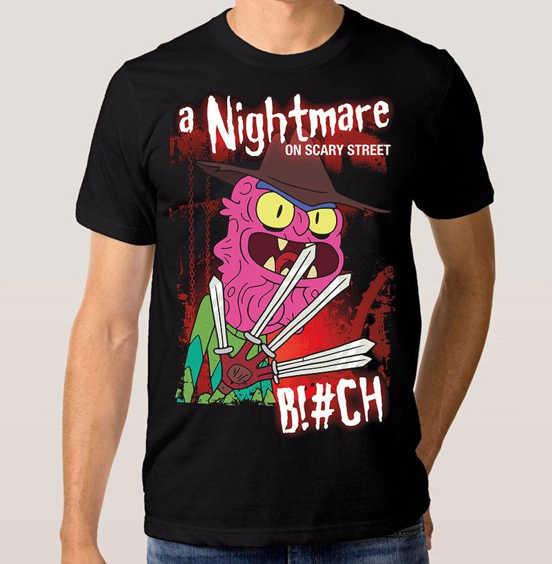 675a6c99ea3b Scary Terry Rick And Morty T Shirt, Men'S Women'S All Sizes Tee Shirts  Online Cool Tee Shirts From Besttshirts201801, $10.66  DHgate.Com