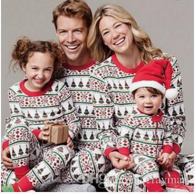 Compre Navidad Ninos Adultos Familia Arbol De Navidad A Juego