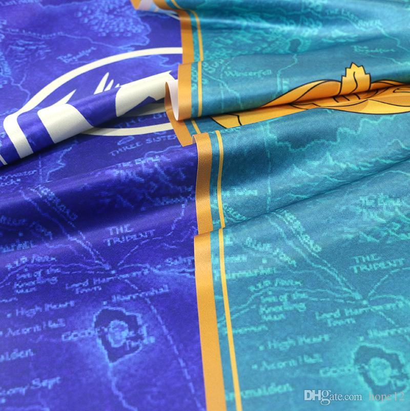 20 stücke 30 * 147 cm Game of Thrones Haus Stark Banner Wolf Turnier Outdoor Banner Flagge Wandbehang home party decor 12 arten auf lager